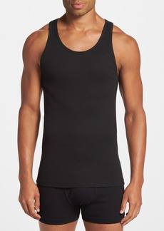 Calvin Klein Classic Fit 3-Pack Cotton Tank Top