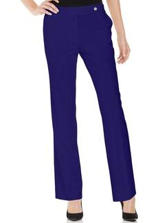 Calvin Klein Classic-Fit Trousers, Regular & Petite