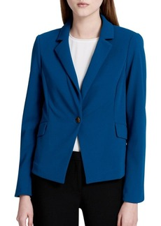 Calvin Klein Classic One-Button Jacket