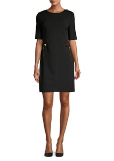 Calvin Klein Classic Shift Dress