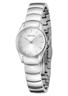 Calvin Klein Classic Too Bracelet Watch, 24mm