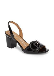 Calvin Klein Claudia Slingback Sandal (Women)