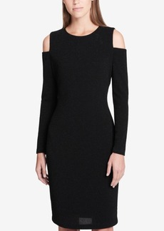 Calvin Klein Cold Shoulder Dress