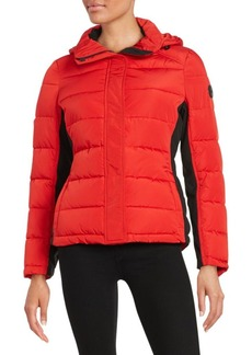 Calvin Klein Cold Weather Rated Quilted Coat