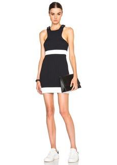 Calvin Klein Collection Winslow Modern Viscose Rib Stripe