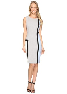 Calvin Klein Color Block Sheath CD6X1V8P