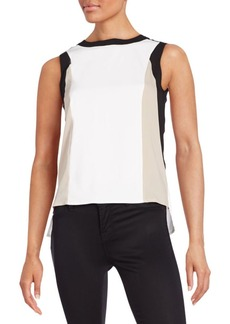 Calvin Klein Colorblock Hi-Lo Top