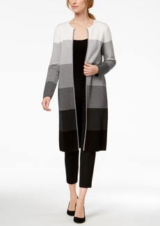 Calvin Klein Colorblocked Flyaway Topper Jacket