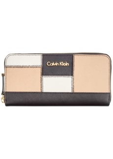 Calvin Klein Continental Zip Around Wallet