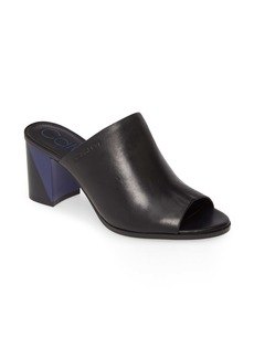 Calvin Klein Coral Colorblock Slide Sandal (Women)