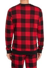 Calvin Klein Cotton Blend Crewneck Pajama Shirt