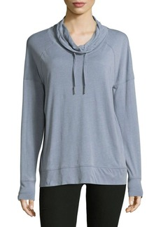 Calvin Klein Cotton Hooded Top