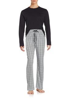 Calvin Klein Cotton Pajama Set