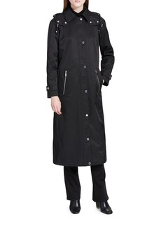 Calvin Klein Cotton Rain Coat