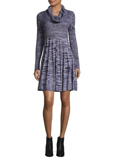 Calvin Klein Cowl Sheath Dress
