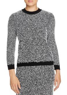 Calvin Klein Crewneck Eyelash Sweater
