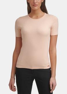Calvin Klein Crewneck Sweater Top