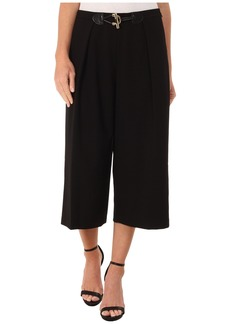 Calvin Klein Culotte w/ Large Toggle