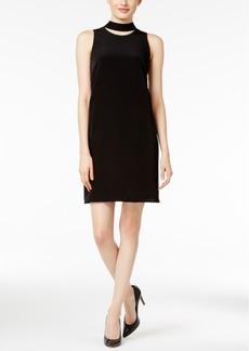 Calvin Klein Cutout A-Line Dress