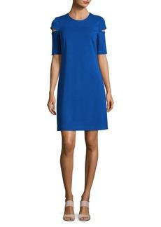 Calvin Klein Cutout Sheath Dress