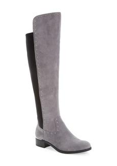 Calvin Klein Cynthia Studded Riding Boot (Women)