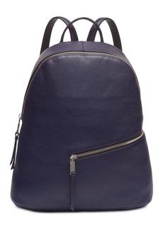 Calvin Klein Dali Pebble Leather Backpack