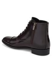Calvin Klein 'Darsey' Cap Toe Boot (Men)