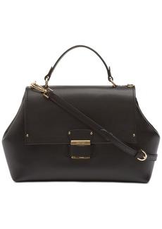 Calvin Klein Delancy Leather Satchel