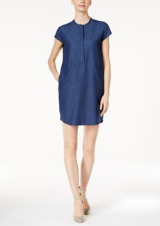 Calvin Klein Denim Shift Dress