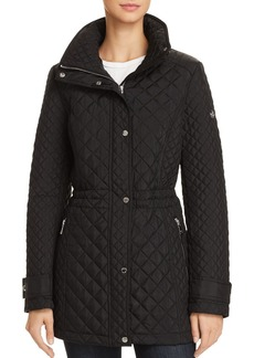 Calvin Klein Diamond-Quilted Jacket