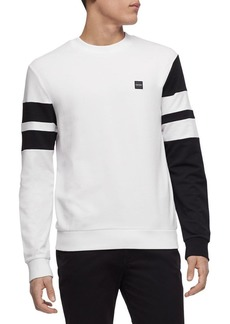 Calvin Klein Double Bar Colorblock Sweater