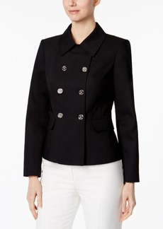 Calvin Klein Double-Breasted Blazer