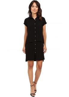 Calvin Klein Double Layer Dress
