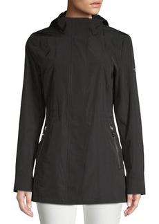 Double Layer Rain Coat