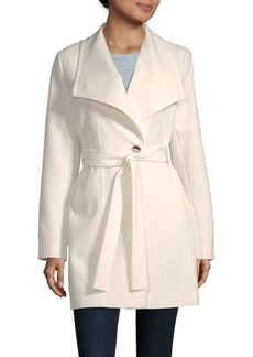 Calvin Klein Double Weave Trench Coat