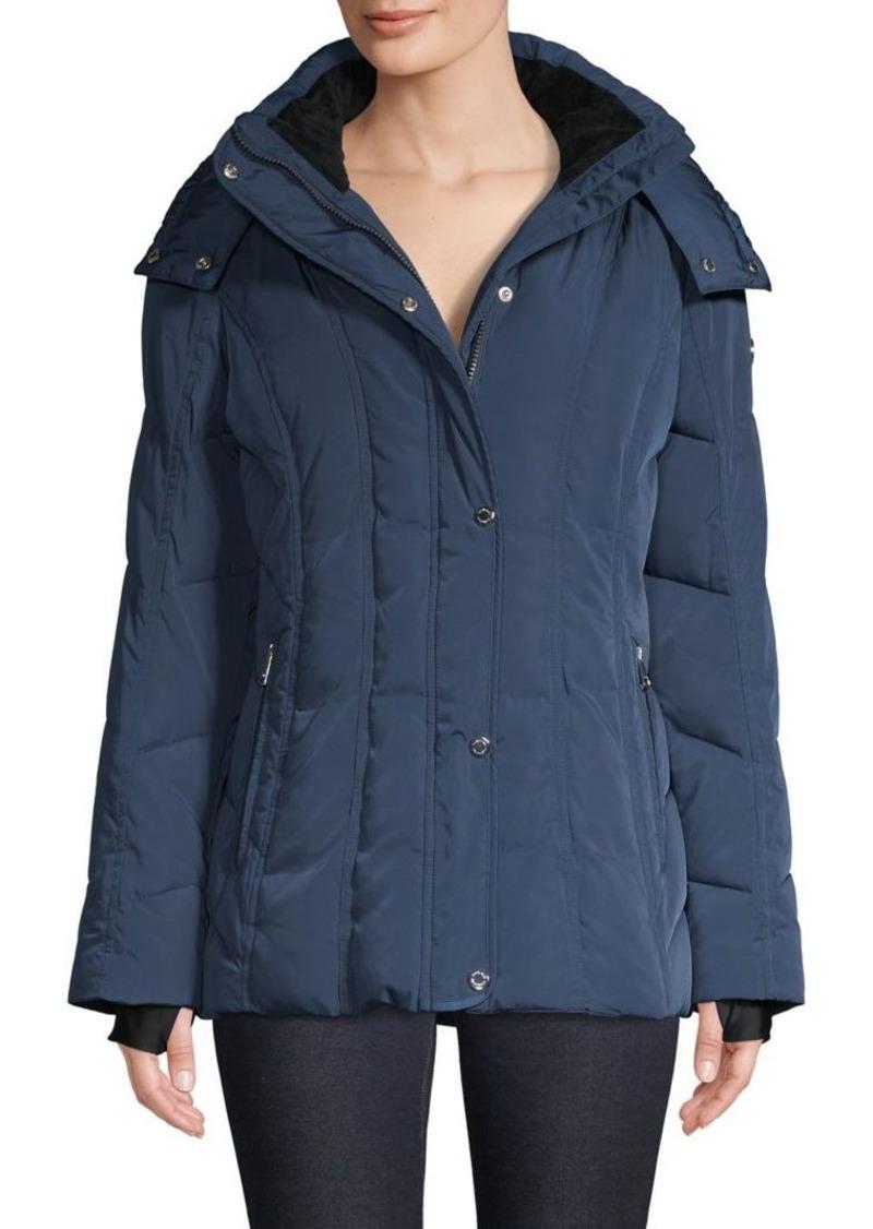 Calvin Klein Down-Filled Puffer Coat