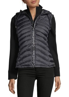 Calvin Klein Down-Filled Zip Puffer Jacket