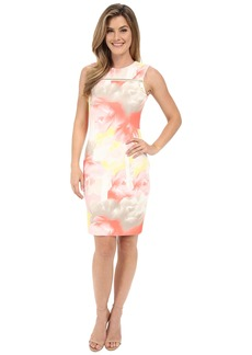 Calvin Klein Dress w/ Zip at Yoke