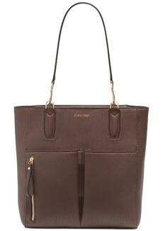 Calvin Klein Elaine North South Tote