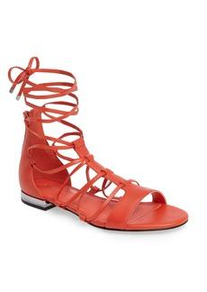 Calvin Klein Elina Lace-Up Sandal (Women)