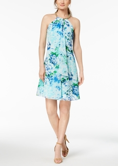 Calvin Klein Embellished Shift Dress