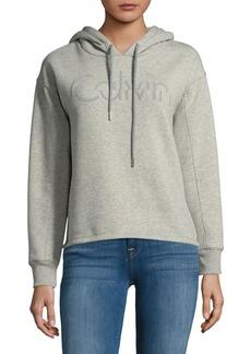 Calvin Klein Embossed Logo Hoodie