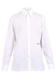 Calvin Klein Embroidered Shirt
