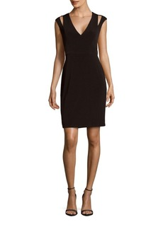 Calvin Klein Empire-Waist Sleeveless Dress