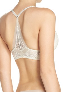 Calvin Klein Endless Underwire Push-Up Racerback Bra