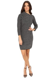 Calvin Klein Envelop Neck Sweater Dress