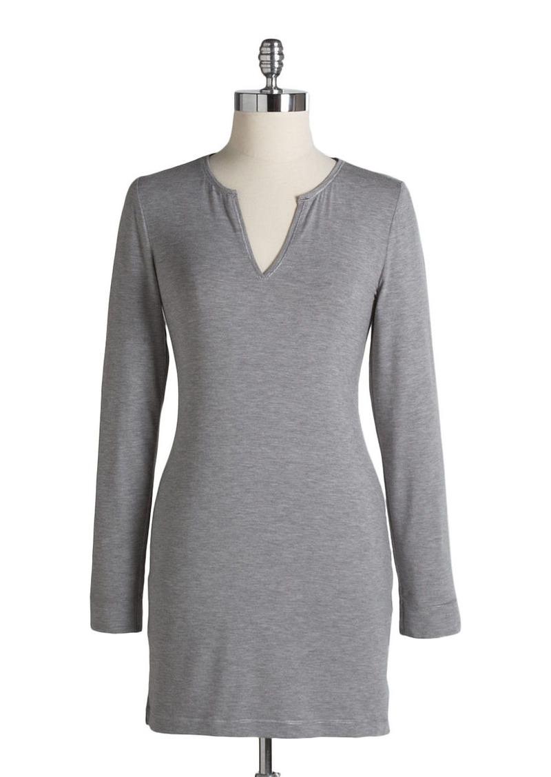 CALVIN KLEIN Essentials Long Sleeve Nightdress