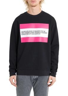 Calvin Klein Est.1978 Logo Sweatshirt