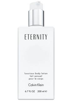 Calvin Klein Eternity Luxurious Body Lotion, 6.7 oz