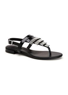 "Calvin Klein ""Evonie"" Thong Sandals"